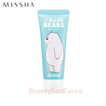 MISSHA Real Moist 24 Hand Cream 70ml [We Bare Bears Edition]